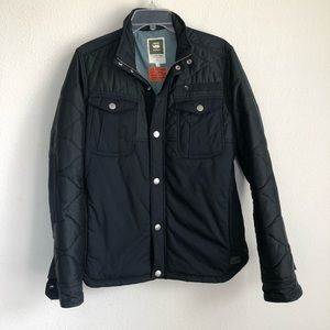 G Star Raw Cargo Live Button Front Jacket